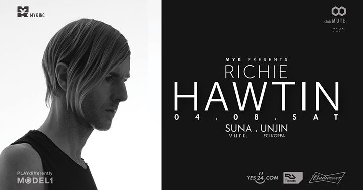MYK presents Richie Hawtin