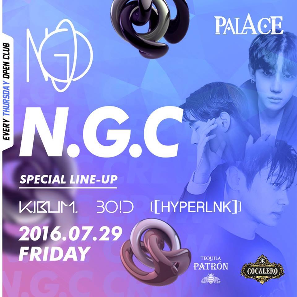 NGC Crew
