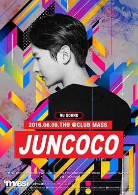 NUSOUND PARTY GUEST DJ JUNCOCO