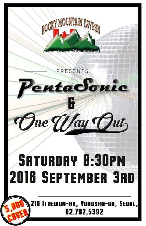 Pentasonic & One Way Out (Rocky Mountain Tavern)