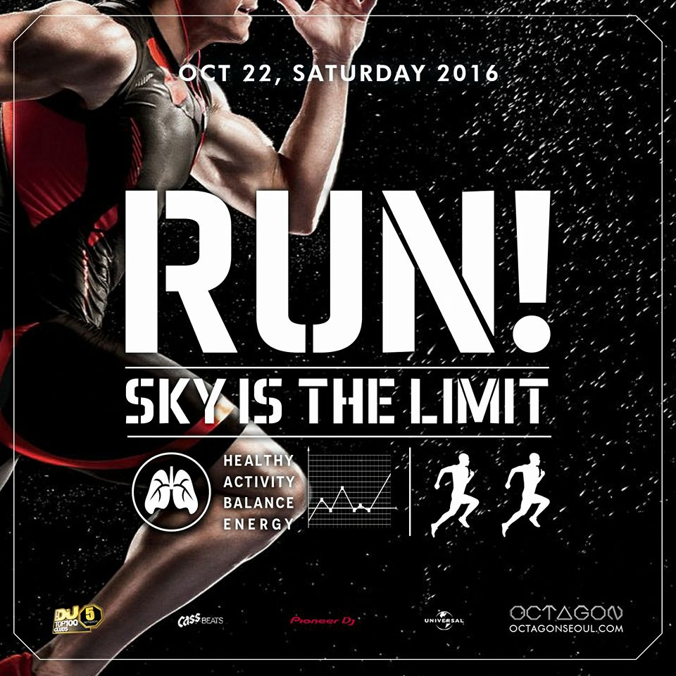 Run Club - Sky is the limit!