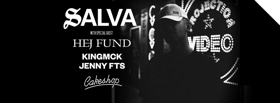 Salva & Hej Fund (Peacemaker/LA) at Cakeshop