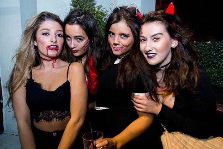 Spring Halloween Pub Crawl