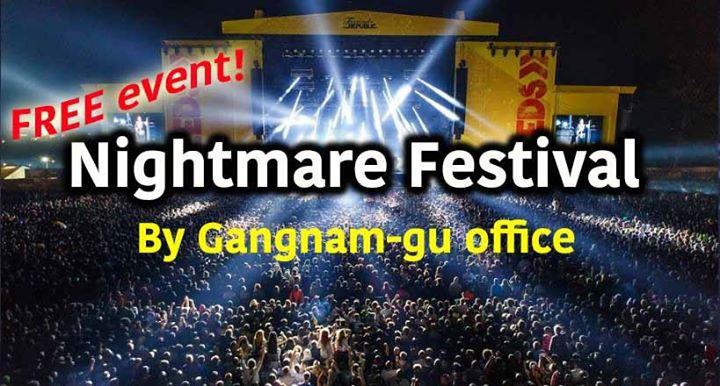 Street DJing Festival ! Free Korean EDM Festival -Halloween ver.