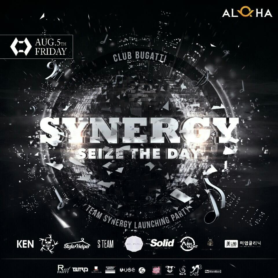 Team Synergy Launching Party