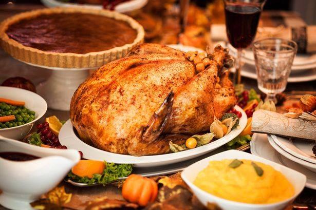 Thanksgiving Dinner @Maloneys Pub & Grill