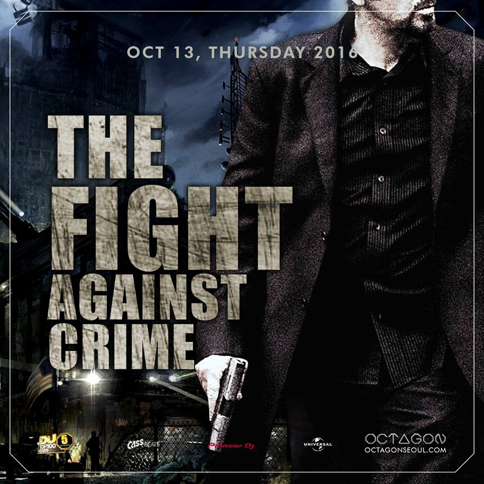 The fight against Crime