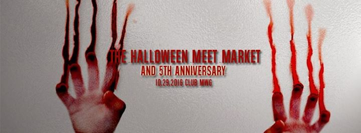 ♛The Halloween Meet Market and 5th Anniversary.♛