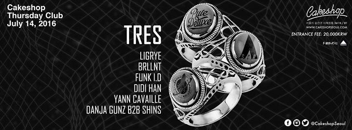 Thursday Club: TRES