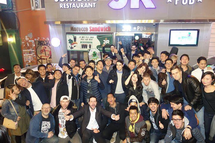 Thursday Special Chusok Hongdae Absolute Pub Crawl Seoul