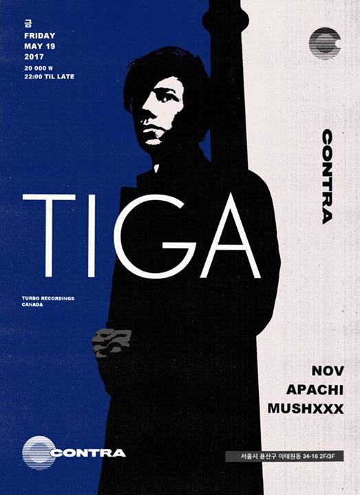 Tiga (Turbo Recordings/Canada) at Contra