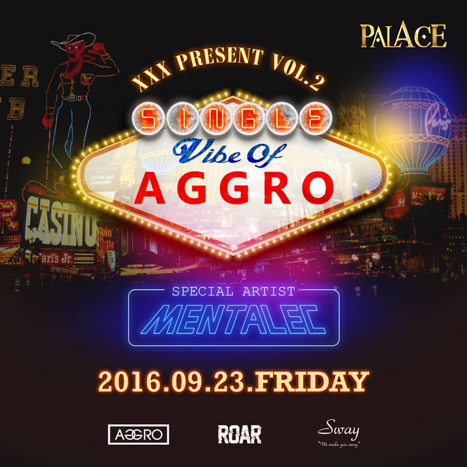 "XXX Present Vol.2 – Single Vibe of ""AGGRO"""