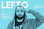 Lefto (Brownswood/Brussels) at Cakeshop