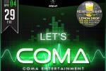 LET'S COMA