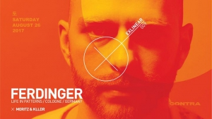 Exlinear 009: Ferdinger (Life in Patterns / Cologne) at Contra