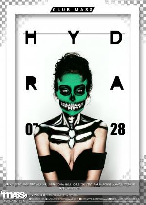HYDRA at Club Mass