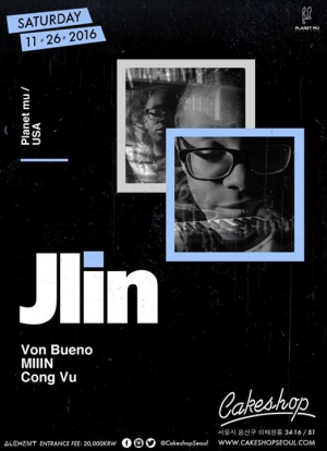 Jlin feat. The Storm Factory (Planet Mu/USA) at Cakeshop