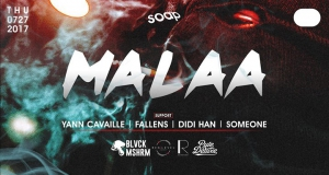 MALAA AT SOAP