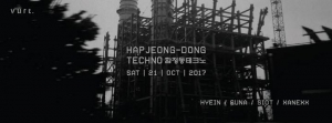 Hapjeong - Dong Techno