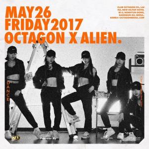 Octagon X ALiEN