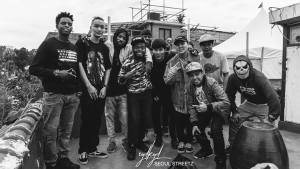 Seoul Streetz Cypher Live at G-15 Sonnendeck