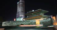 Downtown Seoul