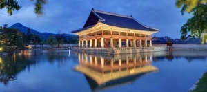 Traditional Seoul