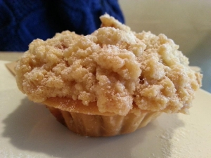 Apple Tart. Ohana Cafe