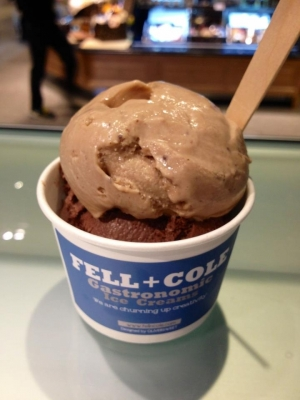 Fell+Cole ice cream