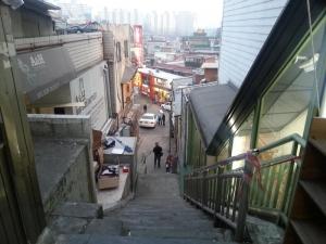 Hilly Backstreet