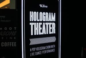 Hologram Kpop show!