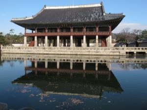 Inside Gyeongbok Palace