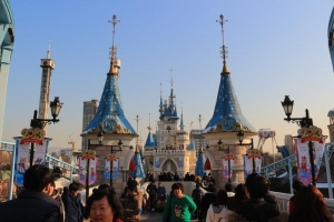 Lotte World, Jamsil Seoul