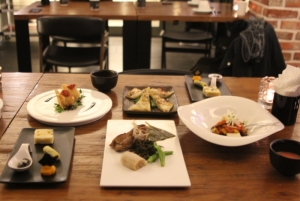 Modern Korean food at Bistro Bon