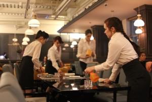 Restaurant Gaia, Itaewon