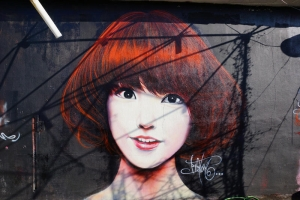 Wall Art, Mullae-dong, Seoul