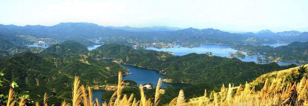 Thousand-island Lake Scenic Spot