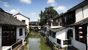 Zhujiajiao Ancient Town-Shanghai's Venice