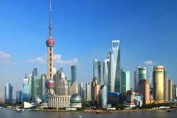 Financial Areas in Shanghai