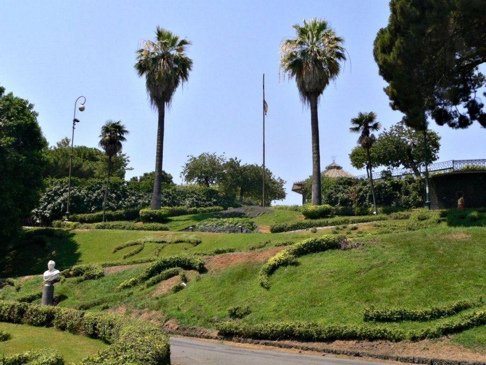town park Villa Bellini