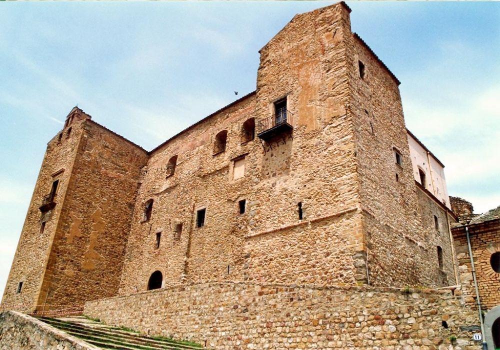 Castello Ventimiglia, Castelbuono