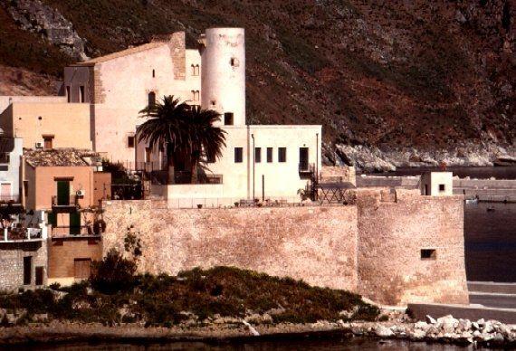 Aragonese Castle, Castellammare del Golfo