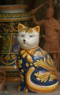 Ceramics of Caltagirone