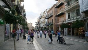 Corso Umberto I in Bagheria