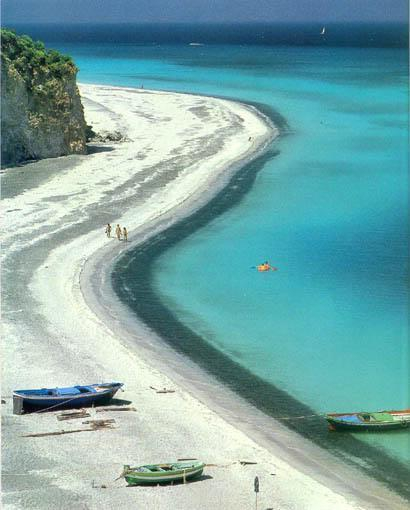Остров в Катания