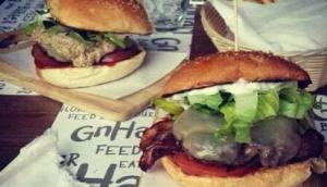 Gnham Burger Bar
