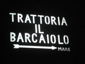 Il Barcaiolo restaurant in Taormina