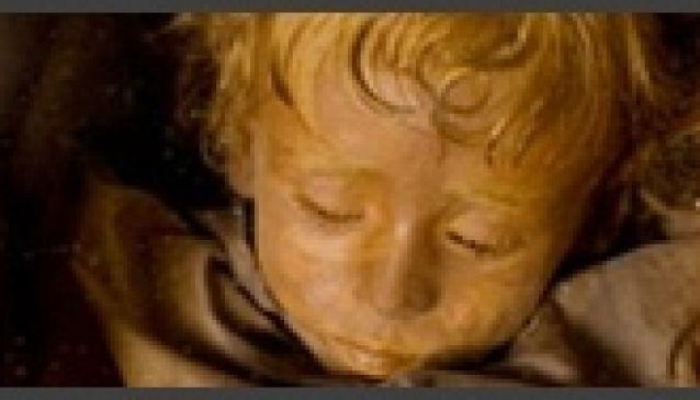 Rosalia Lombardo - Sleeping Beauty of Palermo