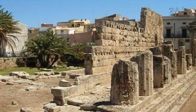 Santuario di Apollo Temenite - Temple of Apollo