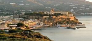Lipari town, Aeolian Islands, Sicily